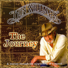 DON WILLIAMS New Sealed 2018 GREATEST SELF PENNED SONGS CD