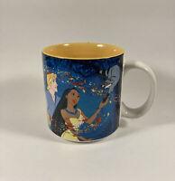 Disney's POCAHONTAS Collectible Coffee Mug Cup w/ Original Box
