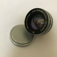 Jupiter-8M 50mm F2 2/50 Vintage Lens Kiev Contax USSR