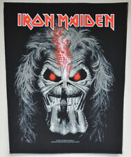 IRON MAIDEN - Eddie Candle Finger - 30,2 cm x 36,4 cm - Backpatch - 165631