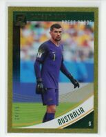 2018-19 Mathew Ryan 14/75 Panini Donruss Press Proof
