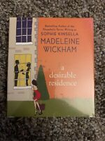 Desirable Residence by Madeleine Wickham Unabridged 7 CD Audiobook Compact Disc