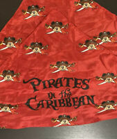 Disney Pirates in the Caribbean Disney Cruise Line DCL Bandanas Lot Of 2 Mickey
