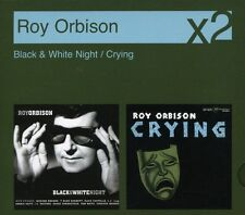 Roy Orbison - Black & White Night / Crying [New CD] Canada - Import