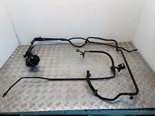 2007 Isuzu NKR Grafter Power Steering Hoses & Power Steering Reservoir
