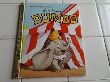 Walt Disney's Dumbo, A Little Golden Book,2004(Children's Disney)