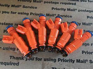 Bosch Upgrade 4 Hole Jeep Cherokee 1999+ 4.0L Fuel Injectors Set 6 EV6 19LB