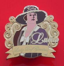 Danbury Mint Lady Duff Gordon Titanic White Star Ship Liner Pin Badge & COA