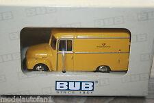 Opel Blitz 1,75t Deutsche Bundespost van Bubmobile 1:87 in box *17664