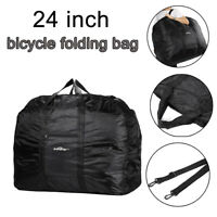 """Faltrad Transporttasche Faltradtasche Fahrrad-Tasche für 24"""" Falträder"""