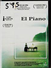 EL PIANO de Jane Campion