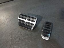 Audi TT 8N 98-06 MK1 225 Quattro 1.8T V6 auto pedal set brushed alloy