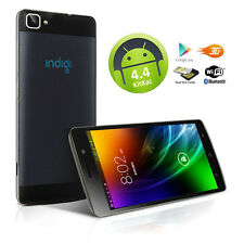 Unlocked SmartWake Android 4.4 KK DualSim 3G SmartPhone Duo Core AT&T T-Mobile