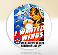 I wanted Wings (1941) DVD Classic Drama Movie / Film Ray Milland William Holden