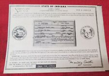 1949 FORD STATION - VINTAGE CAR HISTORICAL MEMORABILIA - DOCUMENT - MAN CAVE ART