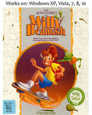 The Adventures of Willy Beamish 1991 PC Game