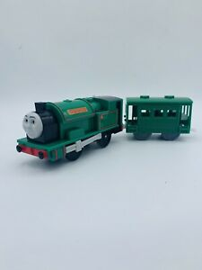 Motorized Peter Sam w/ Cargo Car for Thomas and Friends Trackmaster