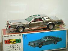 Lincoln Continental - Diapet Yonezawa Toys G-104 Japan 1:40 in Box *36688