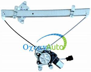 Front Left MR573877 Window Regulator & Motor For Mitsubishi Outlander 03-06 2.4L