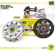 LuK REPSET PRO 3 PIECE CLUTCH KIT FOR FORD FOCUS 1.8I 16V (10/98 - ) 622241433