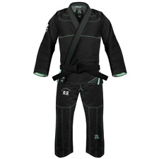 Newaza Galaxy First Contact Black Jiu Jitsu Gi A2 New