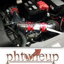RED AIR INTAKE KIT for 2013-2017 FORD FLEX TAURUS 3.5 3.5L LIMITED SE SEL V6