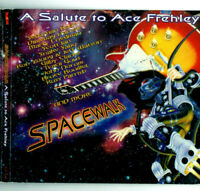 Spacewalk: A Salute to Ace Frehley [Digipak] by Various Artists (CD,...pantera