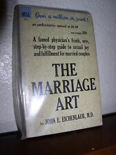 The Marriage Art by John Eichenlaub (Dell,5422,13'th Print-Jan 1966,PB)