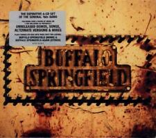 Buffalo Springfield - Buffalo Springfield, Demos unreleased,...4CD Box Set Neu