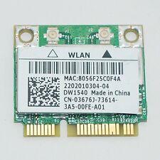 Dell DW1540 BCM943228HM4L 802.1a/b/g N Dual-Band 3676J Latitude 6430u WIFI Card