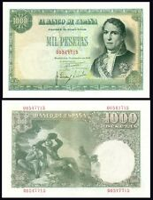 Facsimil Billete 1000 pesetas 1949 - Reproduction