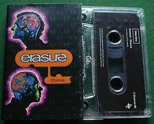 Erasure Chorus inc Love to Hate You + Cassette Tape - TESTED