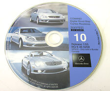 2003-2006 MERCEDES BENZ S55 AMG W220 OEM GPS NAVIGATION CD DISC #10 CANADA