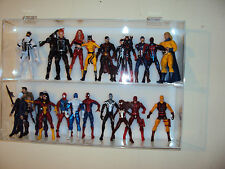 MARVEL LEGENDS FIGURES OR DC FIGURES THIS SALE IS FOR ACRYLIC CASES ONLY NO TOYS