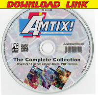 AMTIX! Magazine Collection on DOWNLOAD ALL ISSUES Amstrad CPC464/664/6128 Games