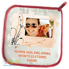 Presina Festa Della Mamma personalizzabile con foto e testi