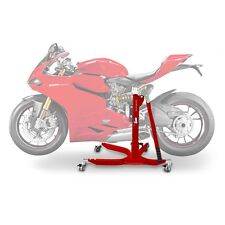 Motorbike Central Stand ConStands Power Ducati Panigale R 15-16 red mat