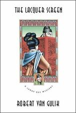 The Lacquer Screen: A Chinese Detective Story (A Judge Dee Mystery), van Gulik,