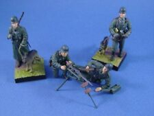 CANDO 1/35 WWII German MG42 Machine Gun Team with Dogs NEW IN PACKAGE FREE SHIP