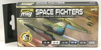 AMMO AMIG7131 Space Fighters (Sci-Fi Colors for Your Spaceships) Paint Set