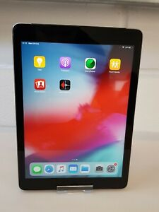 iPad Air 1 Wi-Fi + Cellular o2 16GB Space Gray A1475 -Silver A1474, Small Crack