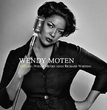 WENDY MOTEN-TIMELESS - WENDY MOTEN SINGS RICHARD WHITING-JAPAN CD F04