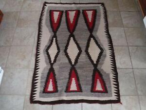 Navajo two grey hills rug