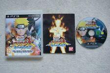 Naruto Shippuden Ultimate Ninja Storm Generations PS3 -1st Class FREE UK POSTAGE
