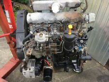 Motor DHX 1.9 TD PEUGEOT BOXER CITROEN JUMPER FIAT DUCATO 85TKM UNKOMPLETT