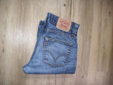 LEVIS 512 (0079) Bootcut Jeans w31 l31 tagliato + volentieri/spesso indossato! zv512