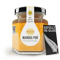 Manuka Honig MGO 500 | NEU | im Glas | Pur aus Neuseeland | MGO571 mg/kg | 500g