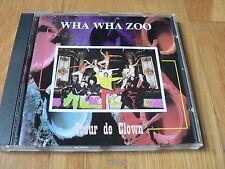 Wha Wha Zoo - Coeur de Clown - CD 11 Titres - 1997