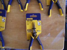 """5/"""" Vise-Grip Curved Nose Pliers with Spring IRWIN Tools 1773598"""
