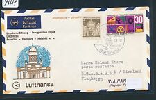 96274) LH FF Hamburg - Helsinki 6.4.68, SoU SP Puttgarden